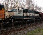 BNSF 9605 on K040